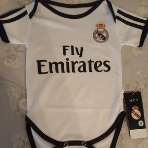 Other - Real madrid baby infant jersey 6-18 months